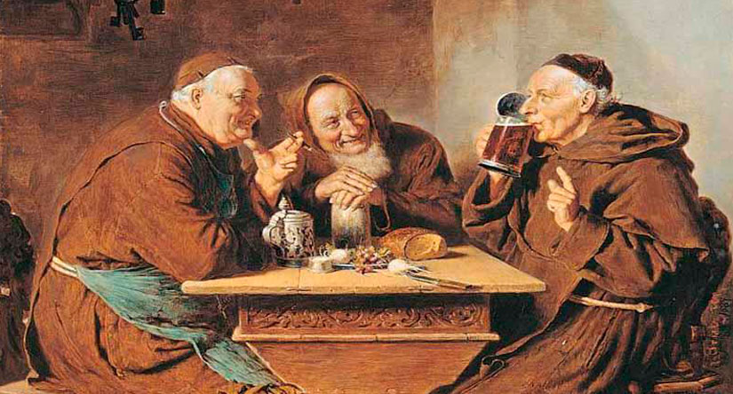 Губит людей не пиво