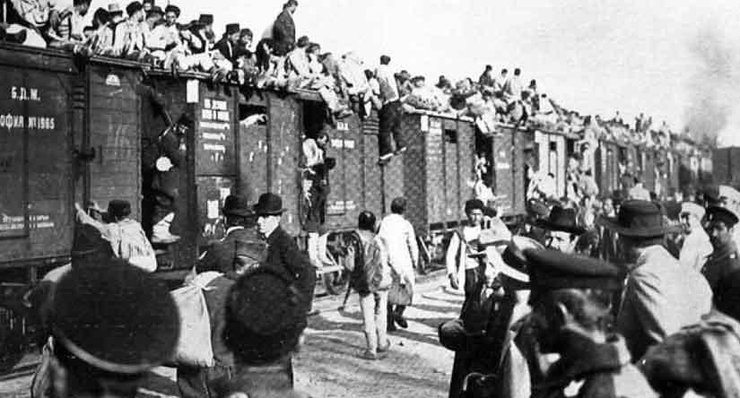 Депортация по-восточно-европейски